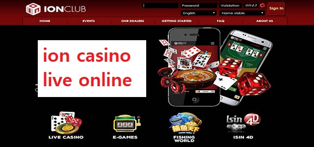 Keuntungan Nyata Dalam Game Ion Casino